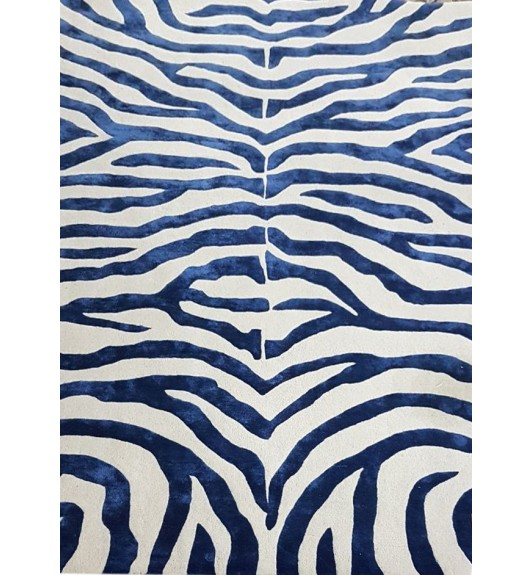 Artisan Zebra Navy Love That Homewares