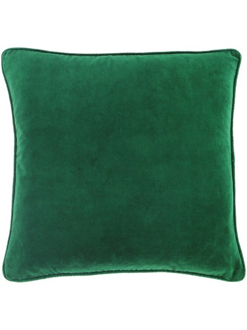 Beau Cushion Emerald 70cm x 70cm