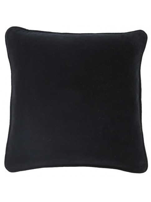 Beau Cushion Black 70cm x 70cm