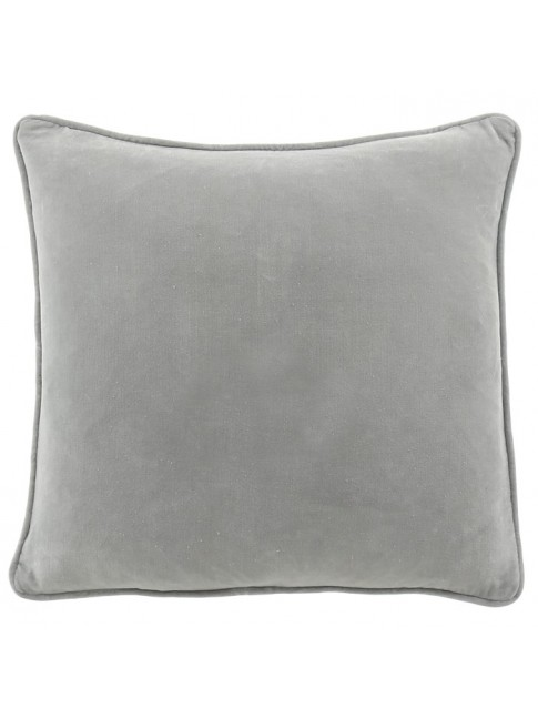Beau Cushion Pale Grey 70cm x 70cm