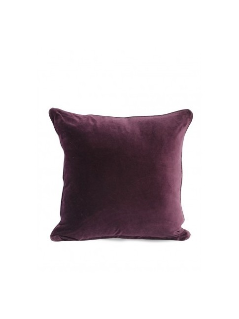 Beau Cushion Purple 50cm x 50cm