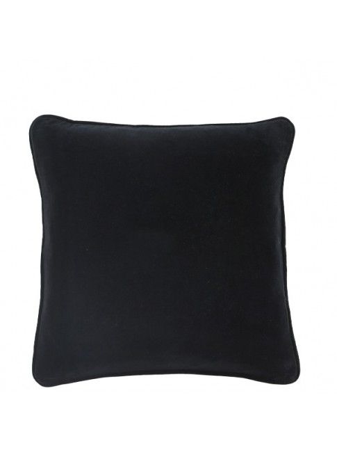 Beau Cushion Black 50cm x 50cm