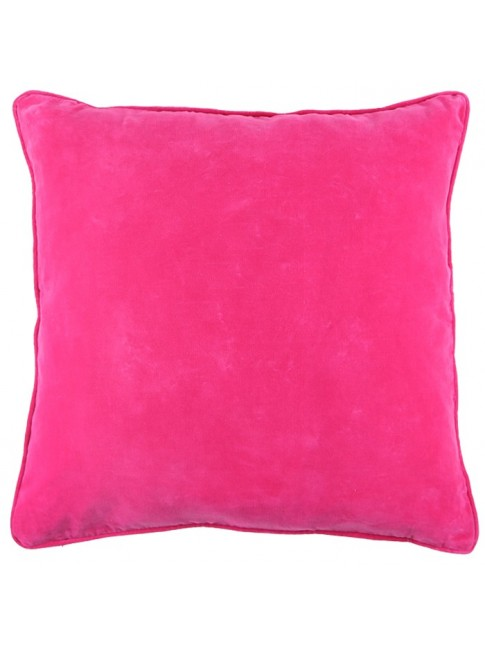 Beau Cushion Large Hot Pink