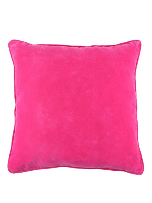 Beau Cushion Hot Pink 50cm x 50cm