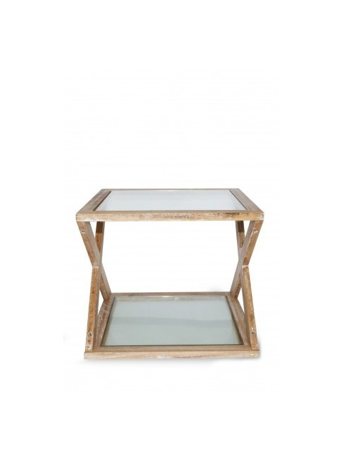 Key West Side Table Natural