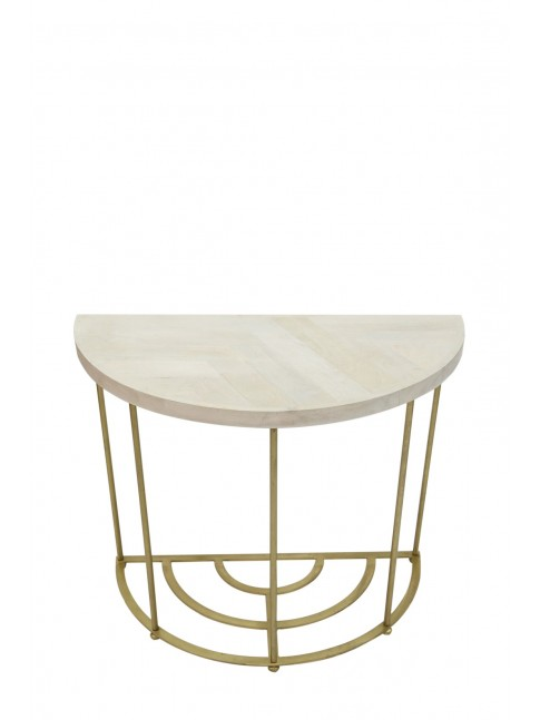 AVISA LOTUS Console Table - 99x10x55cm