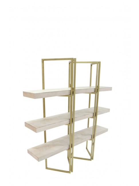 AVISA LOTUS Shelving Unit - 183x44x51cm