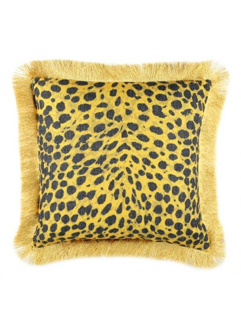 Tendra Cushion Yellow