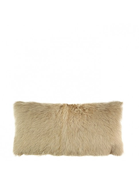 Fur Aquila Cushion Biscuit 50cm x 25cm