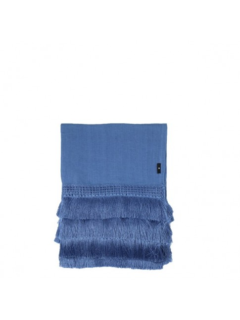 Penelope Throw Denim 125x150cm