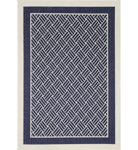 Sisalo Lattice Navy Indoor Outdoor Rug Love That Homewares