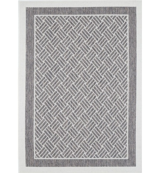 Sisalo Lattice Grey Indoor Outdoor Rug Love That Homewares