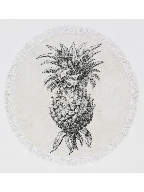 Pineapple Splash Mat - Cotton