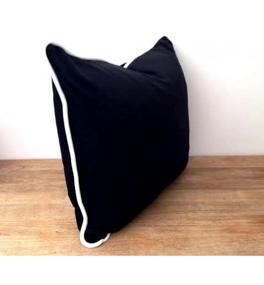Cinzano White Cushion 60cm x 60cm