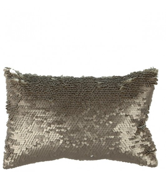 Aziza Cushion Pewter
