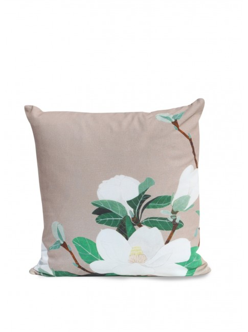 ZZZ Sale Linen Zaria Floral Cushion